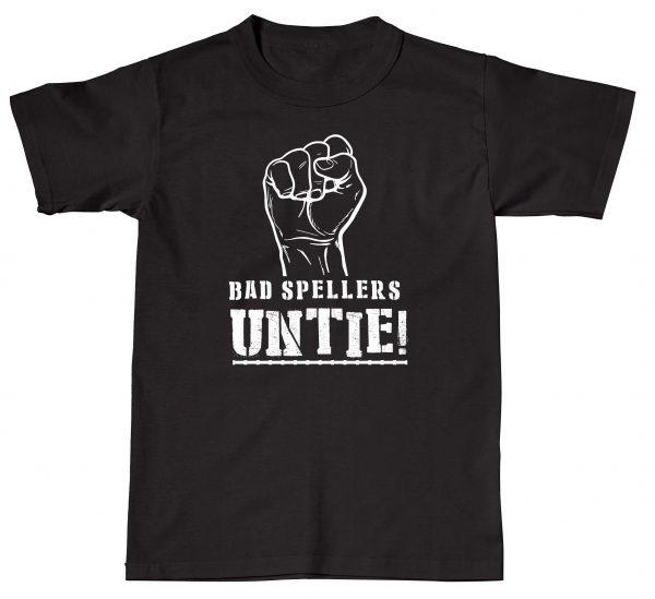 Bad Spellers Untie Unite Funny Rude Offensive Humour