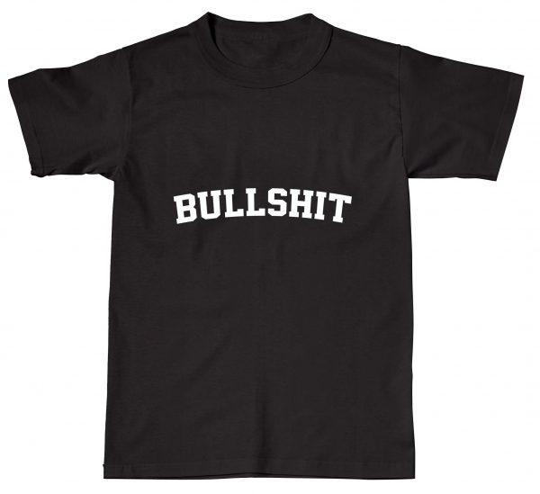Bullsh*t Bull Sh*t Funny Curse Swearing Rude Offensive