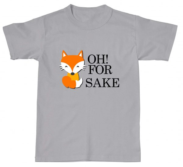 Oh For Fox Sake Funny Rude Comedy