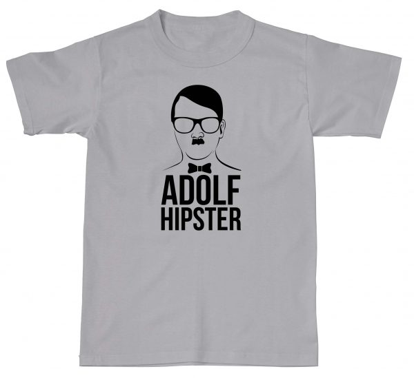 Adolf Hipster Funny Hitler Tumblr Rude Offensive Humour
