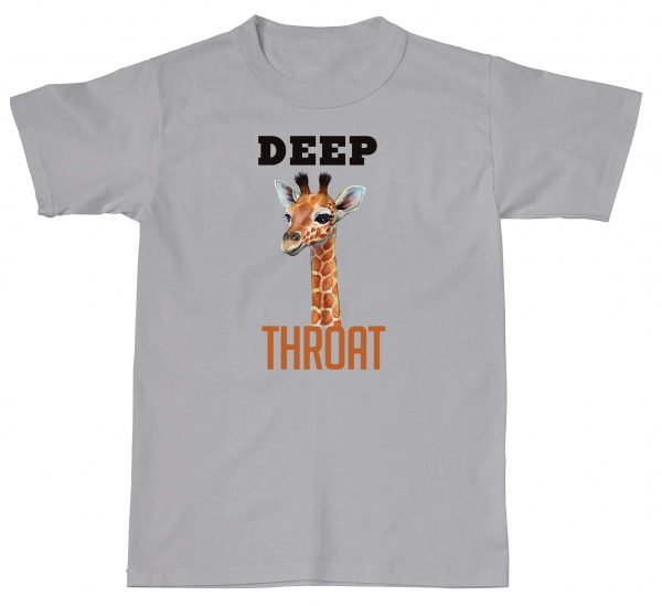 Deep Throat Funny Giraffe Rude Offensive Humour BJ