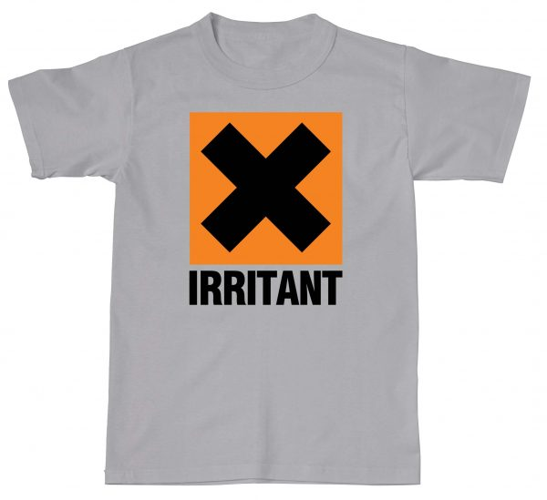 Irritant Funny Rude Idiot Annoying Offensive Humour