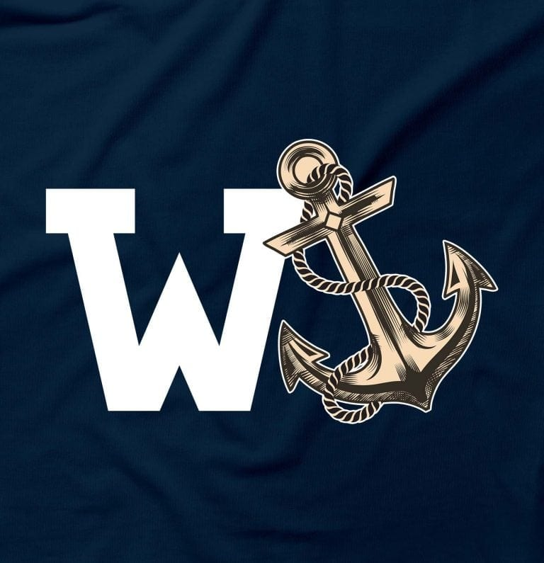 Wanker Funny Cool Anchor Rude Offensive