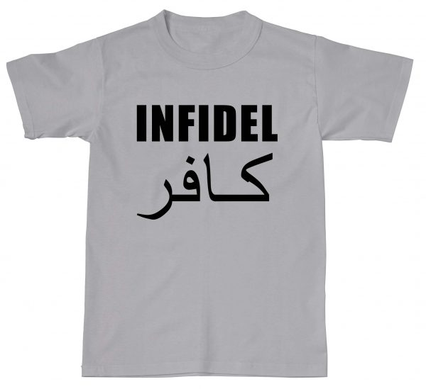 Infidel Anti Terrorism Offensive Funny