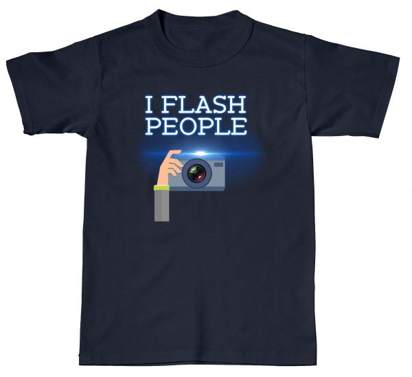 I Flash People Camera Snap Photography
