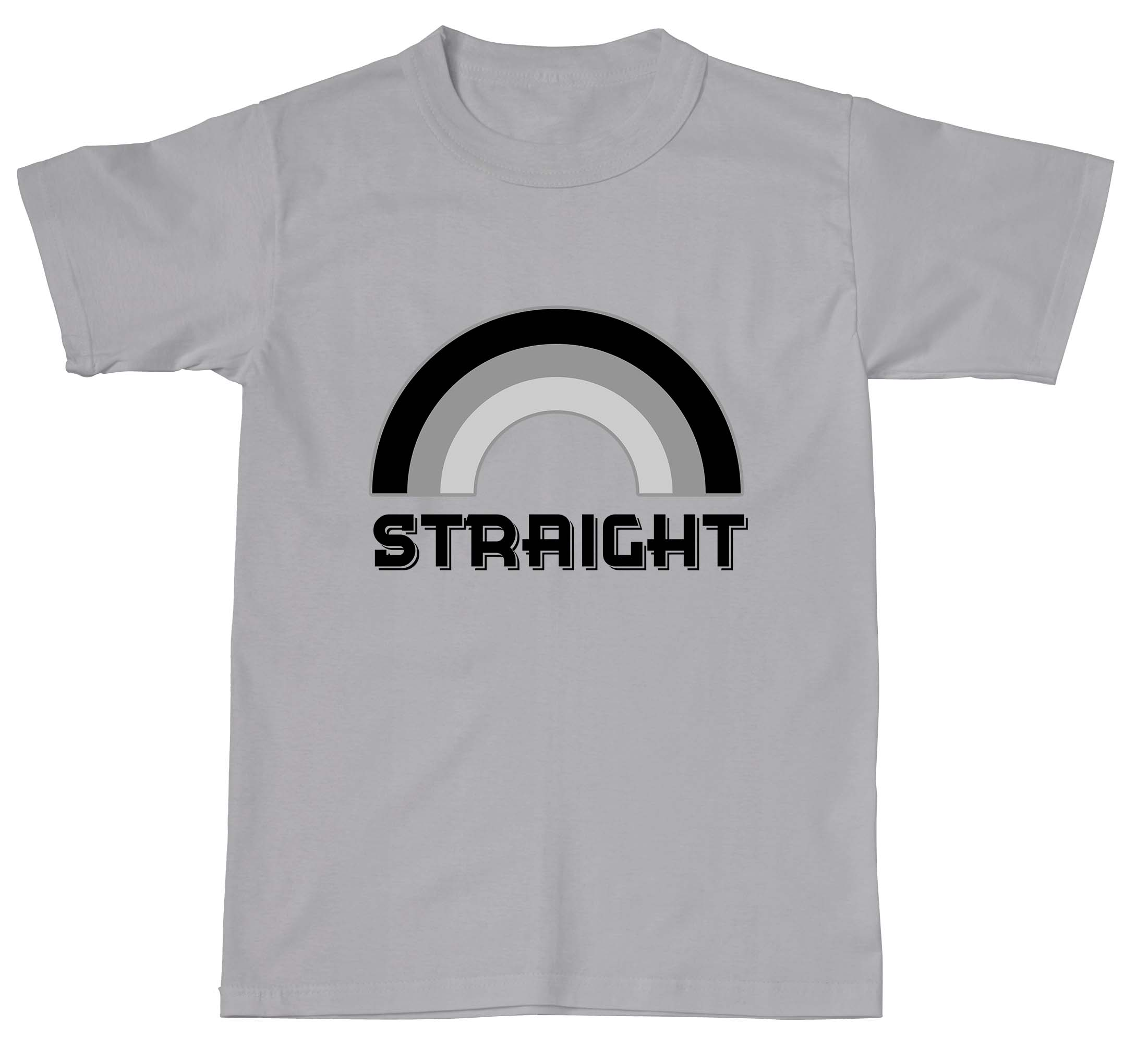 Straight Not Gay Heterosexual Funny