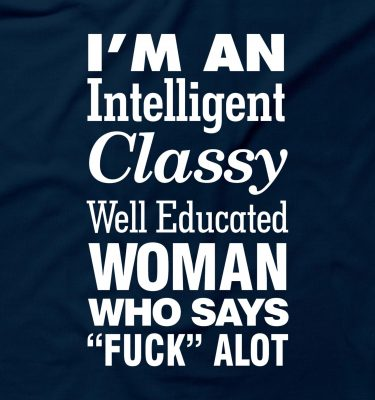 Classy Intelligent Well Educated Woman f*ck