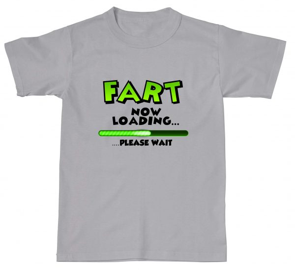 Fart Now Loading Please Wait Funny Rude